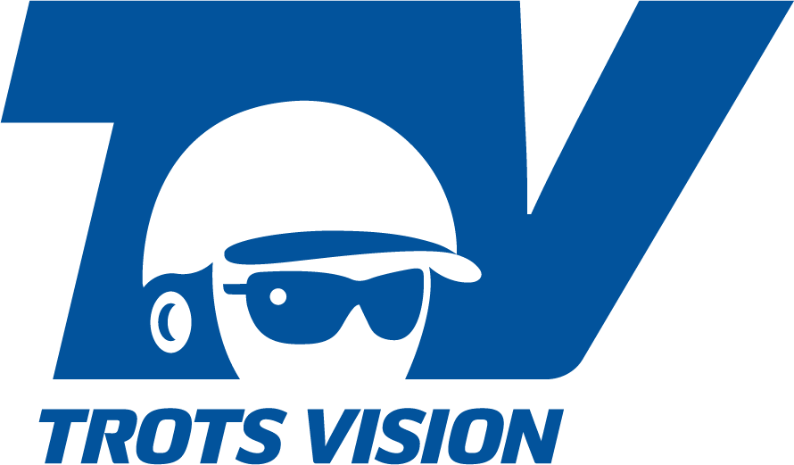 Trots Vision by Harness Racing Victoria Logo