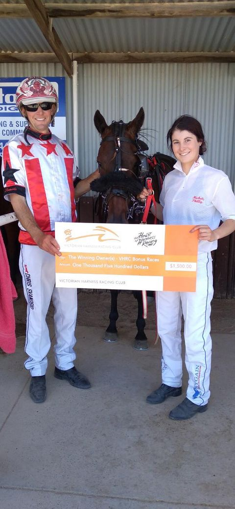 Bendigo Bonus Race Winner